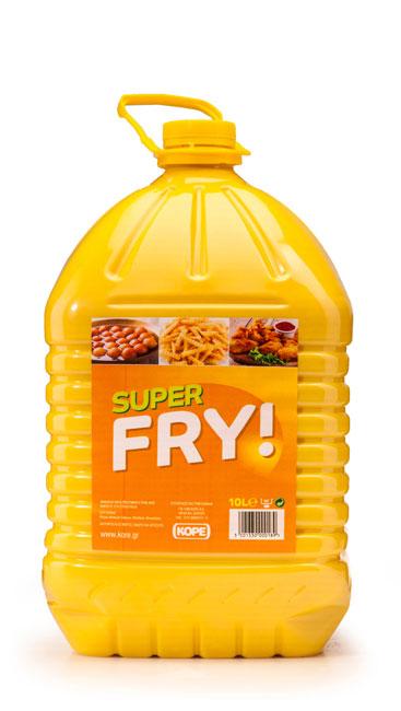 SUPER FRY!