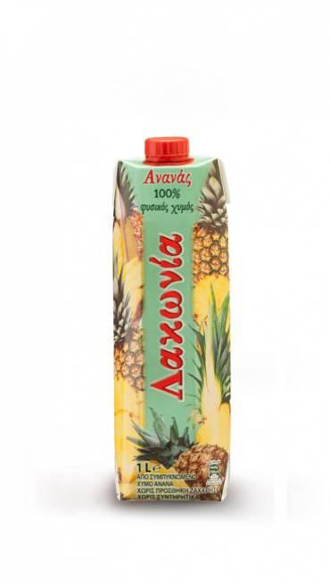 Ανανάς φυσικός χυμός