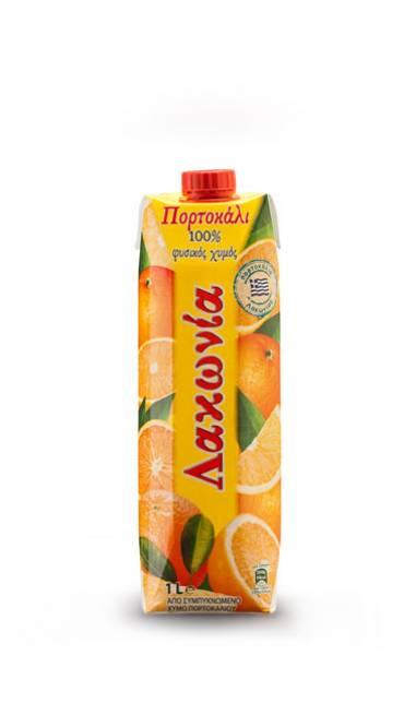 Πορτοκάλι φυσικός χυμός