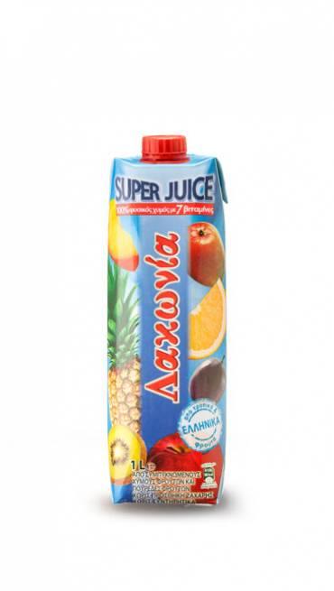Super Juice φυσικός χυμός