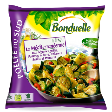Μεσογειακά λαχανικά